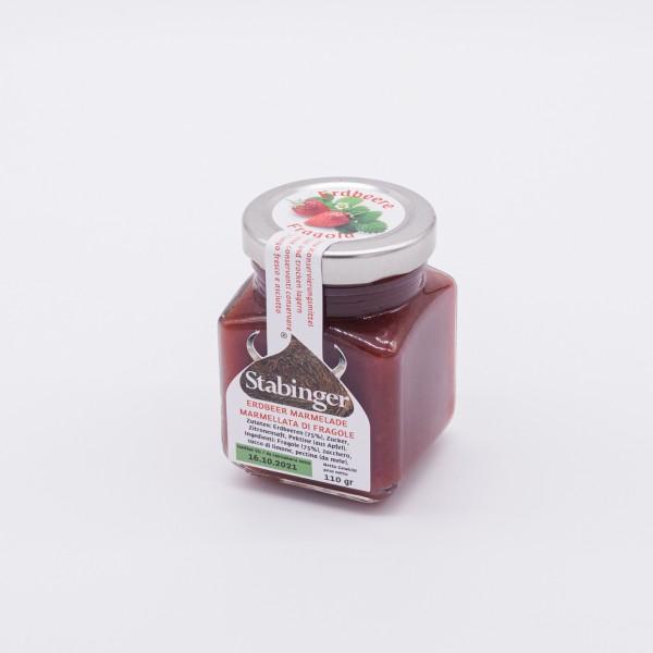Erdbeermarmelade 110g