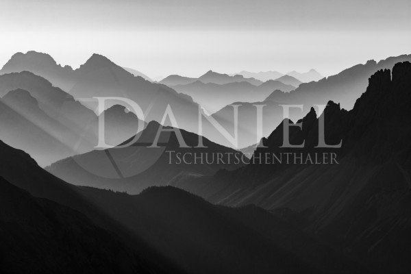 Strato di montagne